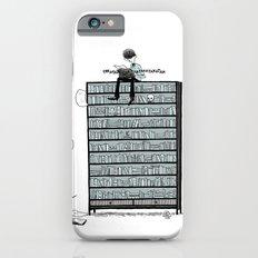 LITTLE DREAMS, BIG BOOKCASE iPhone 6s Slim Case