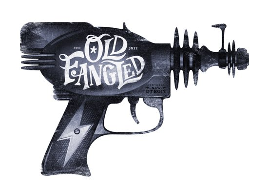 Old Fangled Art Print