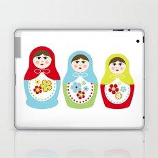 Matryoshka Doll 1 Laptop & iPad Skin