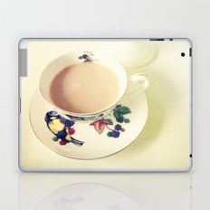 Roses and Chai Tea Laptop & iPad Skin