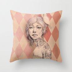 Mathilda Throw Pillow
