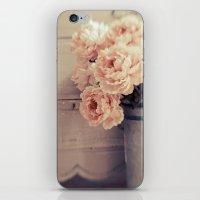 Peaches & Cream iPhone & iPod Skin