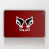 Bull's Eyes - Digital Wo… Laptop & iPad Skin