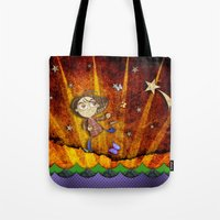 Comet Tote Bag