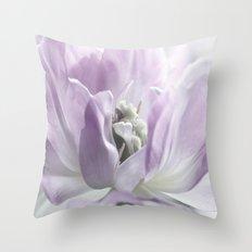 Tulip 107 Throw Pillow