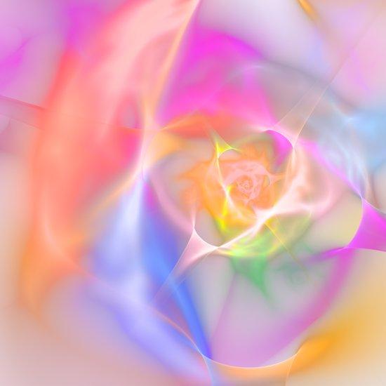 Dreaming in Pastels Art Print
