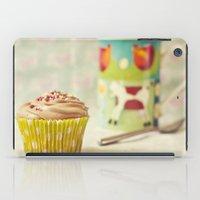 pequeña delicia iPad Case