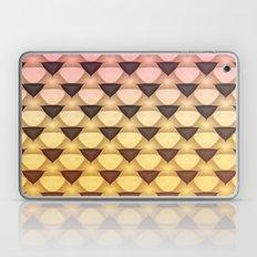 Fade in Triangles Laptop & iPad Skin