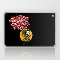 Jokahahaha Laptop & iPad Skin