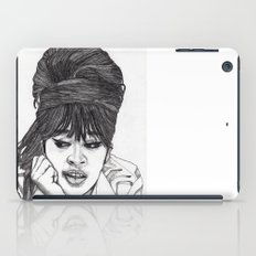 Ronnie Spector 2 iPad Case