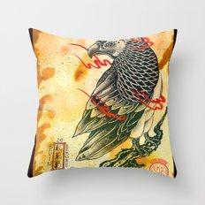 hawkeye Throw Pillow
