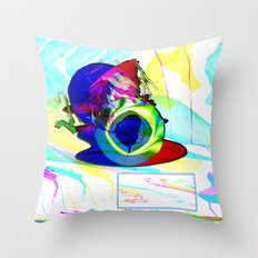 For the ● We Swoon2Soon (collaboration w/ Sally Jeon) Throw Pillow