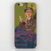 Lady Island iPhone & iPod Skin
