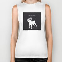 No079 My Snatch Minimal … Biker Tank