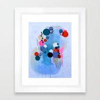 Impromptu No.3 Framed Art Print