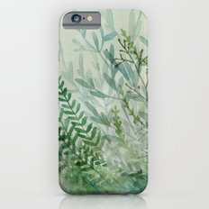 Ferns and Fog iPhone 6 Slim Case