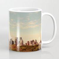 Skyline #1  Mug