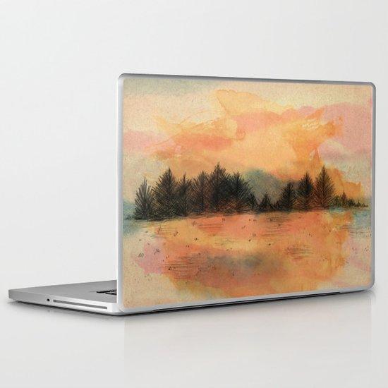 Horizonte distante Laptop & iPad Skin