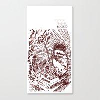 REVOKED Canvas Print