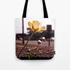 Urban buttercup Tote Bag