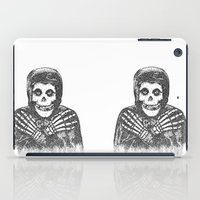 Crimson Ghost iPad Case