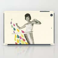 iPad Case featuring Follow Me : Pisces by Cassia Beck