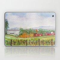 Snow Farm Winery Laptop & iPad Skin