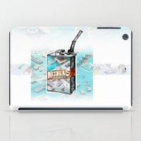 NITROUS OXIDE iPad Case