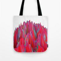 Cristal Mountain  Tote Bag