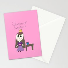 QUEEN OF SWEETNESS Stationery Cards