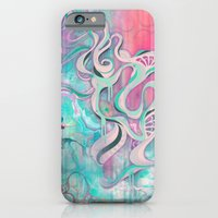 Tempest II (colour variant) iPhone 6 Slim Case