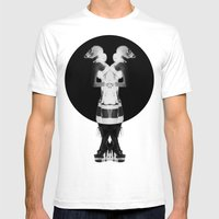 Fetish Cyamese Mens Fitted Tee White SMALL