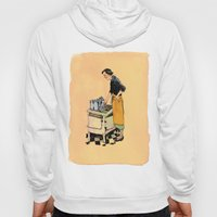 Saint Julia, Patroness of Kitchens Hoody