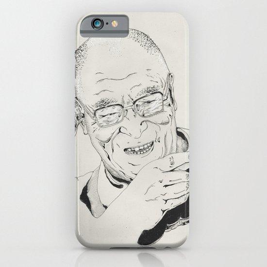 Dalai Lama iPhone & iPod Case