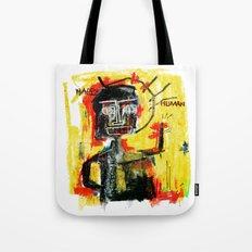 Happy human Tote Bag