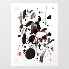 des3 Art Print