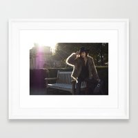 Fashion 1 Framed Art Print