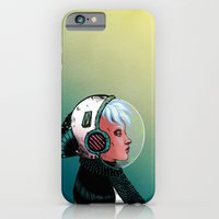 iPhone & iPod Case featuring Astronaut by Judith Chamizo