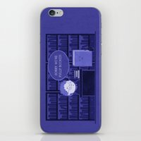 No Vacancy iPhone & iPod Skin