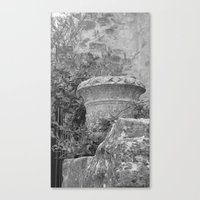 Roman Jar Canvas Print