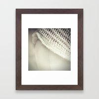 Make it. Framed Art Print