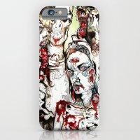 Degeneration. iPhone 6 Slim Case