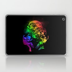 Space Disco Laptop & iPad Skin