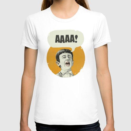AAAA! (Golden) T-shirt