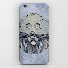 Moon & The Stars iPhone & iPod Skin