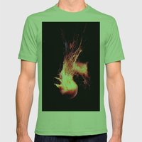Jelly Jelly Mens Fitted Tee Grass SMALL