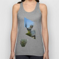 Then Finds Me At Night Unisex Tank Top