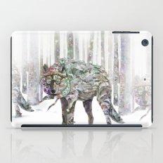 Winter Wonder Dog iPad Case