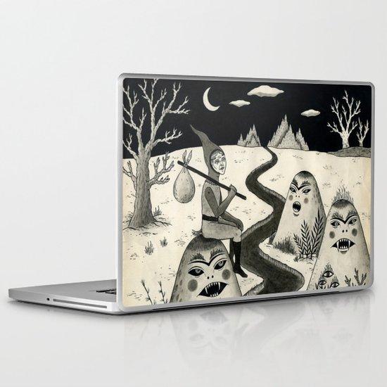 Weary Vagabond  Laptop & iPad Skin
