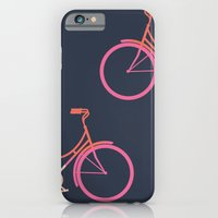 bike iPhone & iPod Cases featuring Bike by Leandro Pita